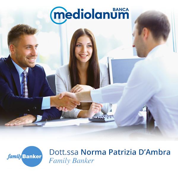 Sostenitore - Norma Patrizia D'Ambra
